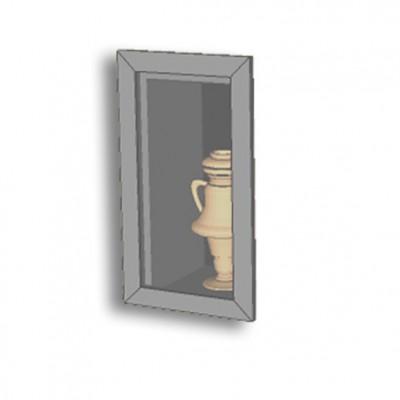 Beépíthető vitrinek